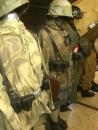 Uniform der Wehrmacht Tarnjacke